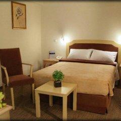 Отель Airotel Parthenon 4* Стандартный номер с различными типами кроватей фото 7
