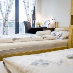 Hostel Moving Номер Делюкс с различными типами кроватей фото 2