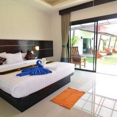 Отель Golden Bay Cottage 3* Улучшенное бунгало с различными типами кроватей фото 8