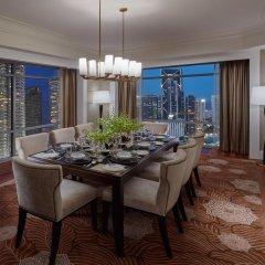 Отель Mandarin Oriental Kuala Lumpur 5* Люкс с различными типами кроватей фото 2