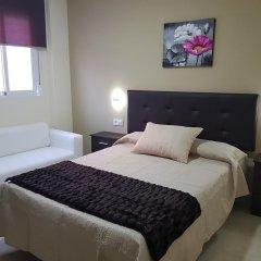 Отель Hostal Málaga Стандартный номер с двуспальной кроватью