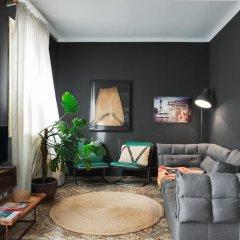 Отель Brummell Apartments Gracia Испания, Барселона - отзывы, цены и фото номеров - забронировать отель Brummell Apartments Gracia онлайн комната для гостей фото 3