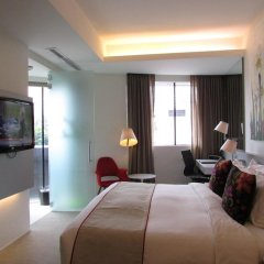 Wangz Hotel комната для гостей фото 4