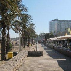 Отель Barceloneta Studios Барселона приотельная территория