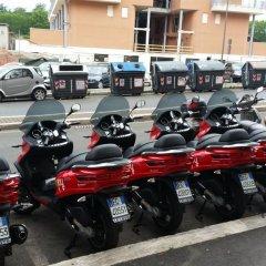 Отель Atticoromantica Италия, Рим - отзывы, цены и фото номеров - забронировать отель Atticoromantica онлайн парковка