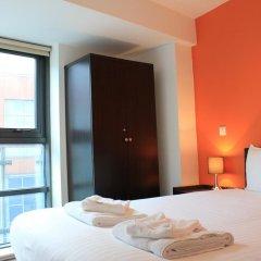 Апартаменты Atana Apartments 4* Студия Делюкс с двуспальной кроватью фото 6