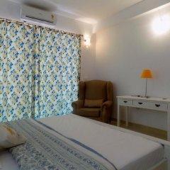 Отель 2bhk In The Heart Of Candolim:cm060 Апартаменты с различными типами кроватей фото 6