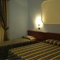 Hotel Milazzo Roma 2* Стандартный номер с различными типами кроватей фото 9