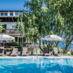 Отель Gasthof Kirchsteiger Горнолыжный курорт Ортлер бассейн фото 4