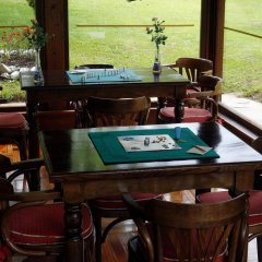 Отель Apartamentos Rurales L'Arquera гостиничный бар