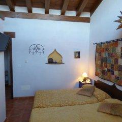 Отель Rural Bioclimático Sabinares del Arlanza Испания, Когольос - отзывы, цены и фото номеров - забронировать отель Rural Bioclimático Sabinares del Arlanza онлайн комната для гостей фото 2
