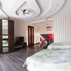 Гостиница Домашний Уют Улучшенные апартаменты с различными типами кроватей фото 17