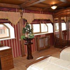 Мини-отель Династия Улучшенный номер с разными типами кроватей фото 2