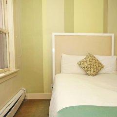 Отель Cadillac 2* Стандартный номер с двуспальной кроватью фото 10