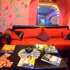 Hostel Kif-Kif Кровать в общем номере с двухъярусной кроватью фото 5