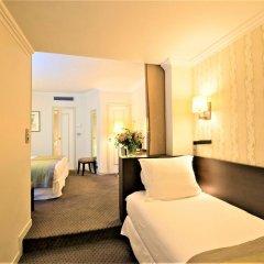 Hotel Henri Ivrive Gauche 3* Стандартный номер фото 4