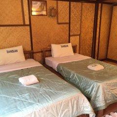 Отель Khun Mai Baan Suan Resort 2* Бунгало с различными типами кроватей фото 6