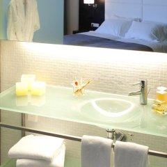 Hotel Porta Fira 4* Sup 4* Стандартный номер с различными типами кроватей фото 13