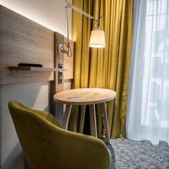 Отель Holiday Inn Dusseldorf City Toulouser Allee 4* Стандартный номер с различными типами кроватей фото 5