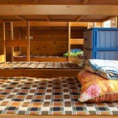 Хостел «Сибирь» Кровать в общем номере с двухъярусной кроватью фото 10