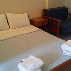 Отель Flesvos Греция, Пефкохори - отзывы, цены и фото номеров - забронировать отель Flesvos онлайн комната для гостей фото 3