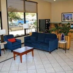 Отель Comfort Inn Near Old Town Pasadena интерьер отеля фото 3