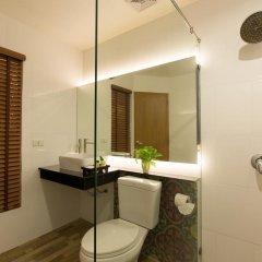 Ansino Bukit Hotel 3* Номер Делюкс двуспальная кровать фото 22