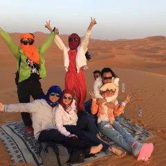Отель Erg Chebbi Camp Марокко, Мерзуга - отзывы, цены и фото номеров - забронировать отель Erg Chebbi Camp онлайн детские мероприятия фото 2