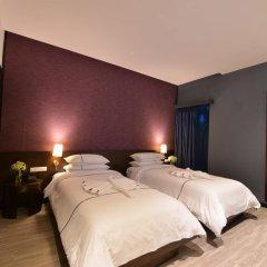 Hanoi Emerald Waters Hotel Trendy 3* Номер Делюкс с различными типами кроватей фото 23