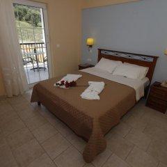 Corfu Perros Hotel комната для гостей