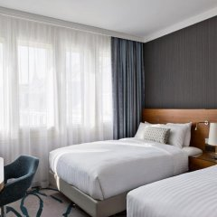 Отель Vienna Marriott Hotel Австрия, Вена - 14 отзывов об отеле, цены и фото номеров - забронировать отель Vienna Marriott Hotel онлайн комната для гостей фото 3
