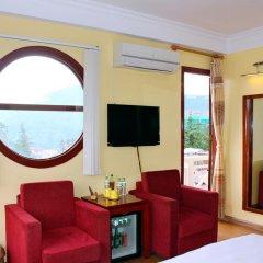 Fansipan View Hotel 3* Номер Делюкс с различными типами кроватей фото 2