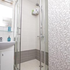 Отель Warszawa Centrum Apartament Daniella ванная фото 2