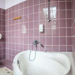 Отель Wrocławski Kompleks Szkoleniowy Польша, Вроцлав - отзывы, цены и фото номеров - забронировать отель Wrocławski Kompleks Szkoleniowy онлайн ванная