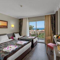 Отель Crystal Aura Beach Resort & Spa – All Inclusive 5* Стандартный номер с различными типами кроватей фото 3