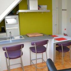 Отель B2B-Flats Ternat Улучшенные апартаменты с различными типами кроватей фото 40