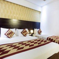 Hotel Krishna 3* Стандартный номер с различными типами кроватей фото 2