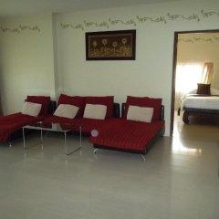 Отель Villa Thongbura 3* Люкс с различными типами кроватей фото 5