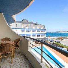 Отель Apartamentos Astuy балкон