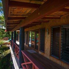 Отель Maravu Taveuni Lodge 2* Кровать в общем номере с двухъярусной кроватью