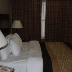 Отель La Quinta Inn & Suites New York City Central Park 2* Стандартный номер с двуспальной кроватью