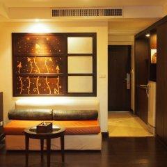 Отель Baan Suwantawe Студия с двуспальной кроватью фото 9