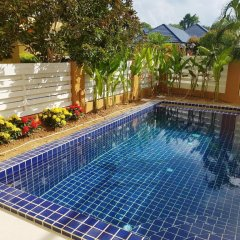 Отель Вилла Platinum Residence Park 10b бассейн
