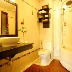Thien Thanh Green View Boutique Hotel 3* Люкс с различными типами кроватей фото 9