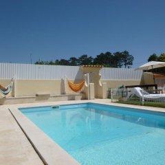 Отель Ericeira Garden бассейн