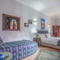 Отель Riad Sadaka 2* Стандартный номер с различными типами кроватей фото 3