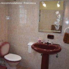 Апартаменты Crystal Palace Apartment ванная