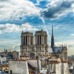 Отель Notre Dame Paris Flat Париж фото 6
