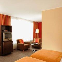 Отель NH Collection Frankfurt City 4* Полулюкс с различными типами кроватей фото 4