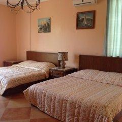 Отель Villa Gardenia Ureki 3* Стандартный семейный номер с двуспальной кроватью фото 25